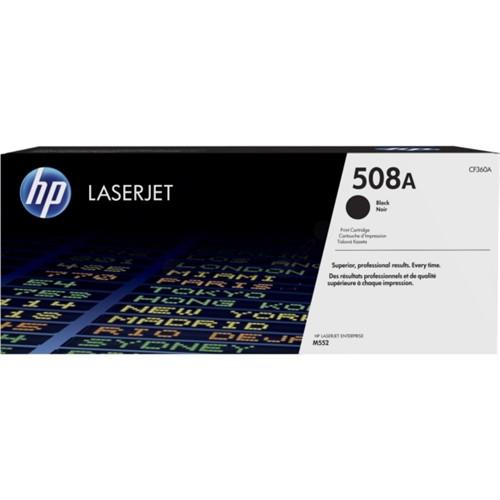 HP CF360A (508A) Toner black, 6K pages