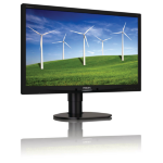 Philips Brilliance LCD-Monitor mit LED-Hintergrundbeleuchtung 241B4LPYCB/00