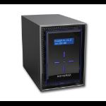 Netgear ReadyNAS 422 NAS Desktop Ethernet LAN Black