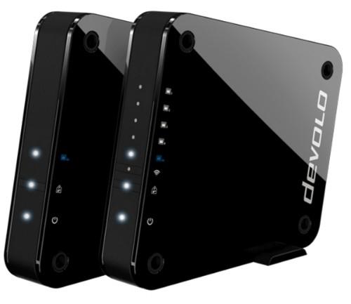 Devolo GigaGate Starter Kit 1733 Mbit/s Network bridge Black