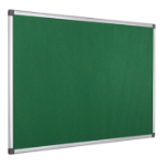 Bi-Office FA2744170 insert notice board Indoor Green Aluminium