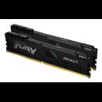 Kingston Technology FURY Beast memory module 16 GB 2 x 8 GB DDR4 3000 MHz