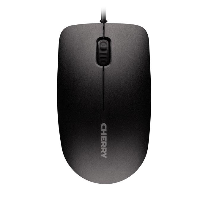 CHERRY MC 1000 USB Optical 1200DPI Ambidextrous Black mice
