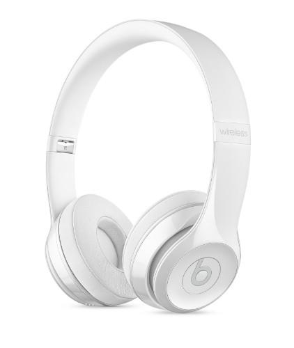 Apple Beats Solo3 Wireless mobile headset Binaural Head-band White