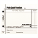 Guildhall JUSTSO PETTYCASH PAD 100LF WHITE 103