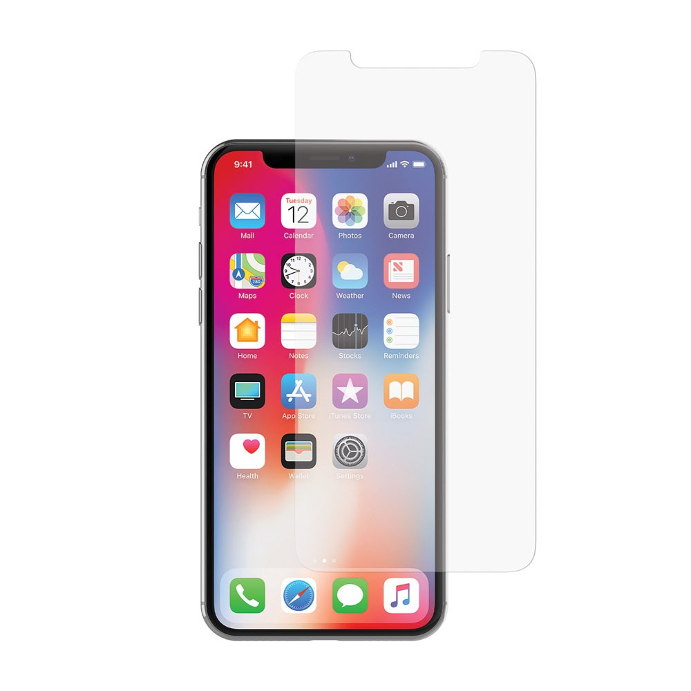 Incipio Plex Plus Shield iPhone X Clear screen protector 1pc(s)