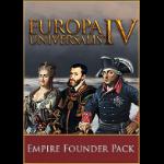 Paradox Interactive Europa Universalis IV: Empire Founder Pack, PC Videospiel PC/Mac/Linux Basic+DLC