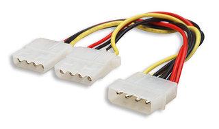 Manhattan Power Y-Cable 0.2m Multicolour power cable