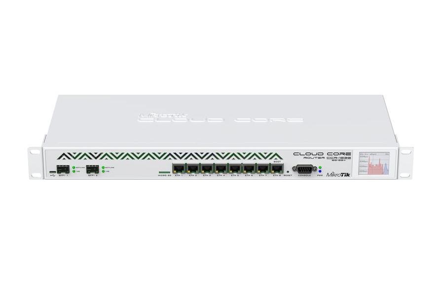 Mikrotik CCR1036-8G-2S+EM Ethernet LAN wired router