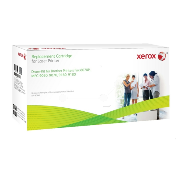 Xerox 003R99709 compatible Drum kit, 8K pages (replaces Brother DR8000)