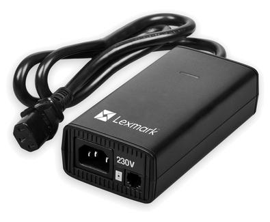 Lexmark SPD0002 surge protector 1 AC outlet(s) 220-240 V 1.5 m Black
