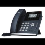 Yealink SIP-T42S IP phone Black 12 lines LCD