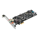 ASUS Xonar DSX Internal 7.1channels PCI-E Audio Card
