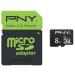 PNY MicroSD Performance 8GB 8GB MicroSDHC UHS-I Class 10 memory card