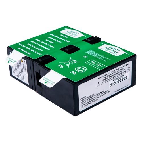 Origin Storage Replacement UPS Battery Cartridge (RBC) for APC Back-UPS Pro, Smart-UPS RM