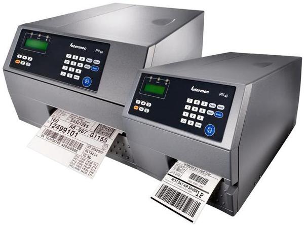 Intermec PX4i & PX6i High-Performance Printers