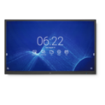 "NEC MultiSync CB751Q Interactive flat panel 190.5 cm (75"") LED 4K Ultra HD Black Touchscreen"
