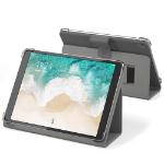 """TheSnugg iPad Pro 10.5 Leather Case 10.5"""" Folio Grey"""