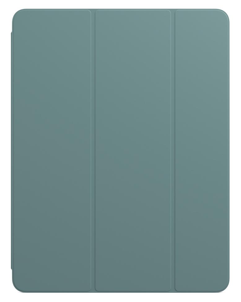 "Apple MXTE2ZM/A funda para tablet 32,8 cm (12.9"") Folio Verde"