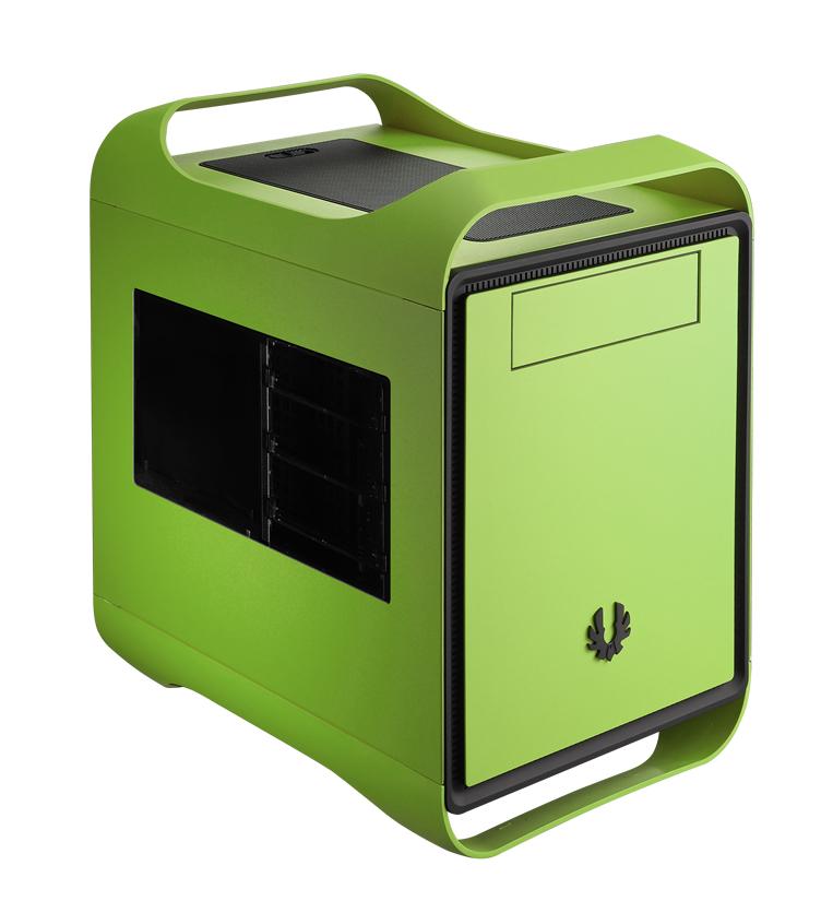BitFenix Prodigy Cube Green computer case