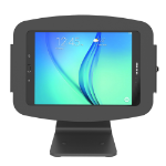 "Maclocks Space Galaxy Tab A Enclosure 360 Kiosk 10.1"" Black tablet security enclosure"