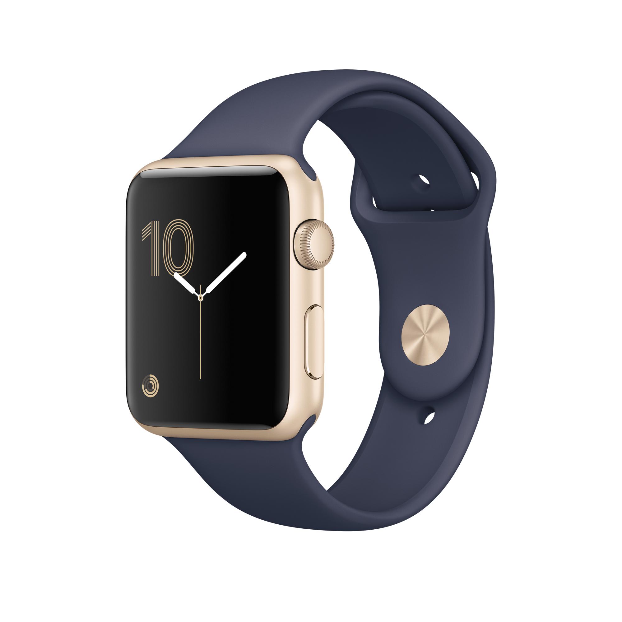 Apple Watch Series 1 OLED 30g Gold smartwatch