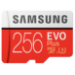 Samsung EVO Plus MB-MC256G 256GB MicroSDXC UHS-I Class 10 memory card