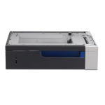 HP LaserJet Color 500-sheet Paper Tray