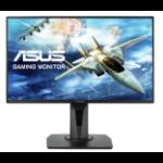 """ASUS VG258Q computer monitor 62,2 cm (24.5"""") Full HD Flat Mat Zwart"""