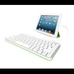 Logitech 920-008147 Lightning White mobile device keyboard