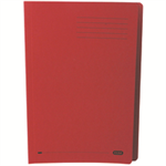 Elba 100090222 Polypropylene (PP) Red folder