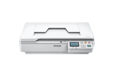 Epson WorkForce DS-5500N 1200 x 1200 DPI Flatbed scanner White A4