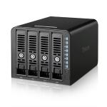 Thecus N4350 NAS/storage server Ethernet LAN Tower Black