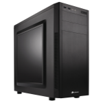 Corsair Carbide 100R Midi-Tower Black computer case