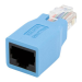 StarTech.com Cisco Console Rollover Adapter for RJ45 Ethernet Cable M/F ROLLOVER