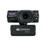 Canyon CNS-CWC6N webcam 3.2 MP 2048 x 1536 pixels USB 2.0 Black