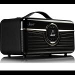 ViewQwest Susie Q radio Portable Analog & Digital Black