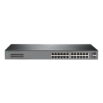 Hewlett Packard Enterprise OfficeConnect 1920S 24G 2SFP Managed L3 Gigabit Ethernet (10/100/1000) 1U Grey