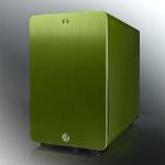 RAIJINTEK Styx Classic Micro-Tower Green computer case
