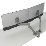 "Chief DMA2S monitor mount / stand 32"" Silver"