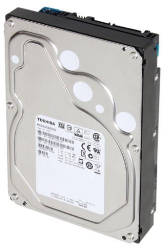 "Toshiba MC04ACA400E internal hard drive 3.5"" 4000 GB Serial ATA III"