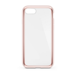 "Belkin SheerForce Pro mobile phone case 11.9 cm (4.7"") Cover Rose Gold,Translucent"