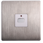 EnerGenie MIHO026 light switch Stainless steel, White