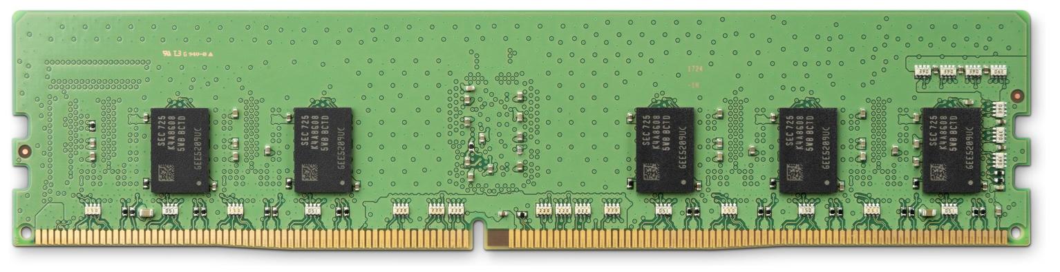 Hewlett Packard Enterprise 4VN06AA memory module 8 GB DDR4 2666 MHz