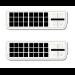MCL -D male / male dual link cable DVI 15 m DVI-D