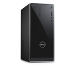 DELL Inspiron 3668 3.9GHz i3-7100 Desktop Black PC