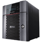 Buffalo TeraStation TS5410DN Ethernet LAN Desktop Black NAS
