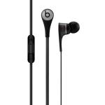 Apple Tour2 Dentro de oído Biauricular Alámbrico Negro, Titanio auricular para móvil