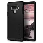 "Spigen Slim Armor mobiele telefoon behuizingen 16,3 cm (6.4"") Hoes Zwart"