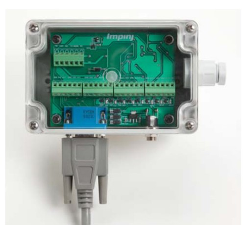 Impinj Speedway Revolution GPIO Box digital/analogue I/O module Analog
